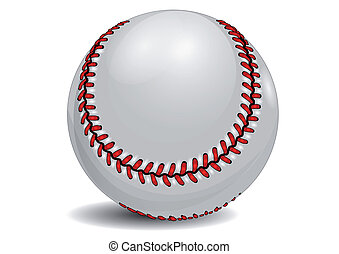 bola, basebol
