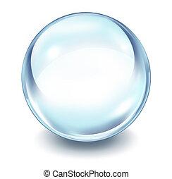 bola cristalina