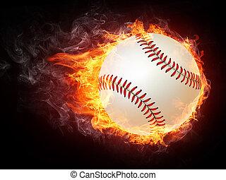 bola del béisbol