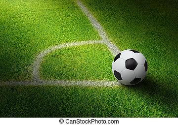 bola futebol, estádio