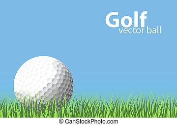 bola golfe
