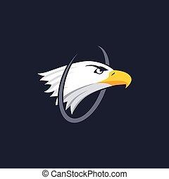 bold eagle template