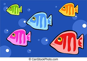 fish - bold fish design