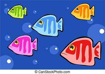 fish - bold fish design