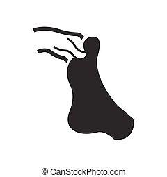Bold Icon foot massage icon