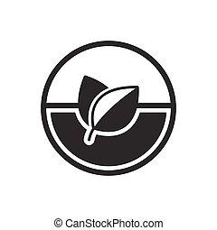 Bold Icon Medicinal Herb pills icon