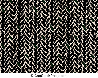 Bold pattern with stylized graphic tire marks. - Texture for...