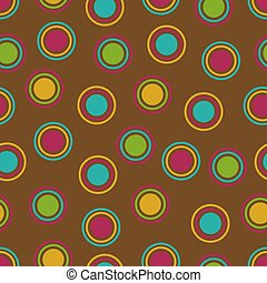 Bold Polka Dots Background - Bold Polka Dots background...