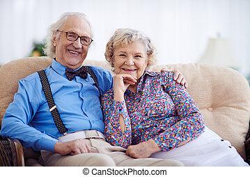 boldog, nagyszülők