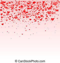 boldog, valentines, day.