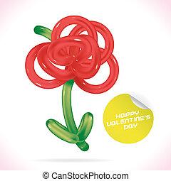 boldog, valentines nap, köszönés kártya