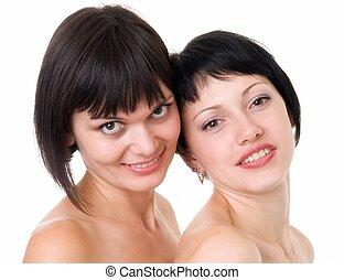 boldog, young women