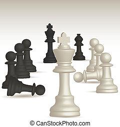 boldspil, chess