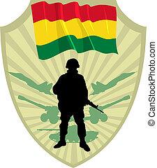 bolivia, esercito
