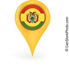 bolivia, posizione