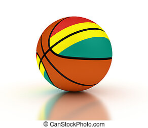Bolivian Basketball Team