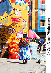 Bolivian people