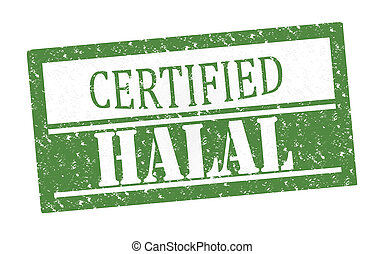 bollo gomma, halal
