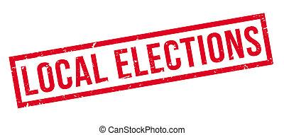 bollo gomma, locale, elezioni