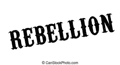 bollo gomma, ribellione