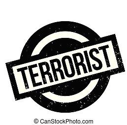 bollo gomma, terrorista