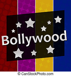 Bollywood Colorful Halftone