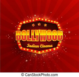 Bollywood Indian Cinema Film Banner