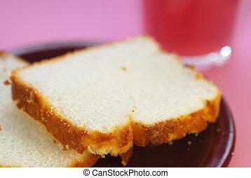 bolo alimento angel