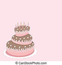 bolo casamento, dia, valentine