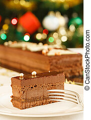 bolo natal, sobremesa