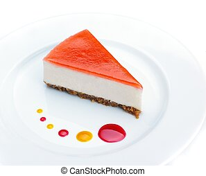 bolo, queijo