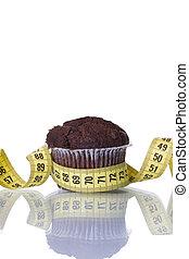 bolo, tentação