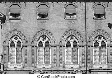 Bologna, historic building