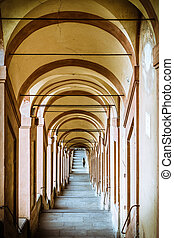 San Luca's portico (porch)