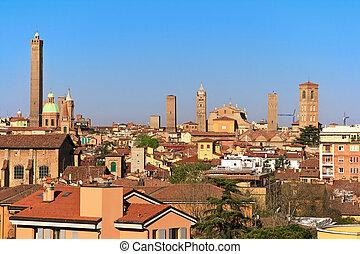 Bologna. Italy