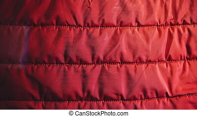 bolon red fabric background light movement the background...