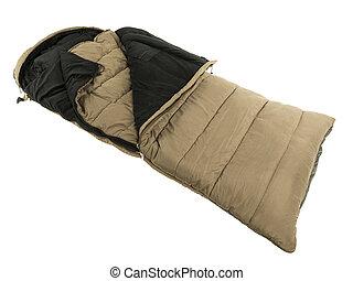 bolsa, aislado, sueño