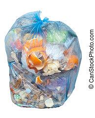 bolsa, basura