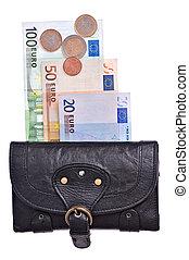 bolsa, euro
