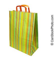 bolso de compras, consumismo, venta al por menor