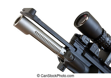 Bolt and charging handle
