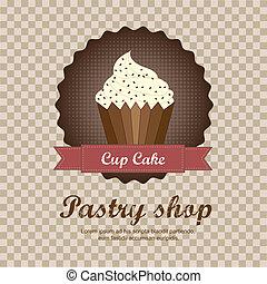 bolt, cukrászsütemény