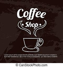bolt, kávécserje