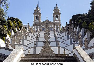 Bom Jesus do Monte - Braga - Portugal - Bom Jesus do Monte -...
