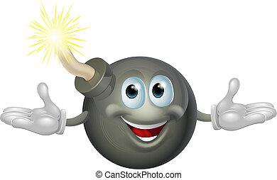 Bomb character
