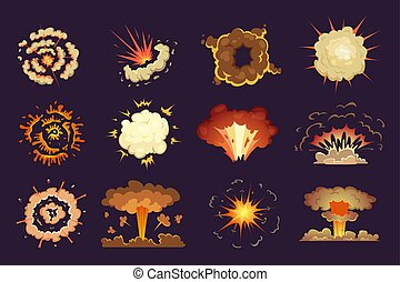 abstract fire blast of burning points explosion of glowing colorful dust vector illustration of star nebula or supernova can stock photo