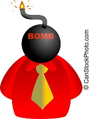 bomb face