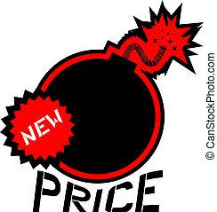Bomb price