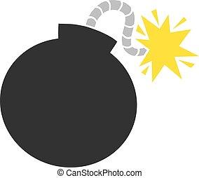 bomb vector clipart royalty free 20 857 bomb clip art vector eps rh canstockphoto com bomb clip art free bomb clip art free