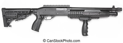 bomba, rifle